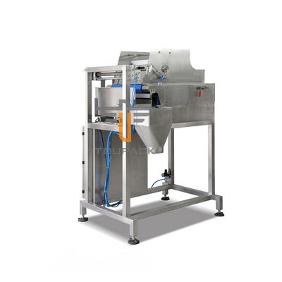 Oily Sticky Fresh Food 3.0L Linear Single Head Weigher