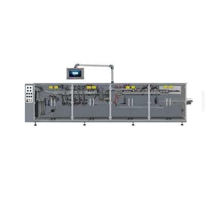 60 Bpm Doypack Horizontal Flow Wrap Packing Machine