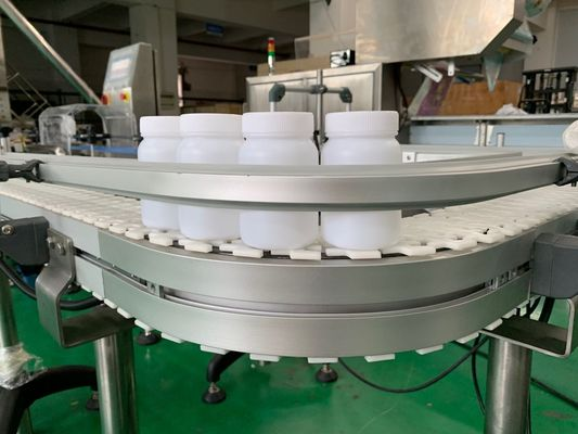 250CC PE Vitamin Bottle 107*60mm Check Weigher